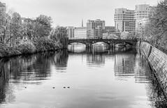 an der Spree (Renate R) Tags: moabiterbrücke spree berlin moabit helgoländerufer bestcapturesaoi elitegalleryaoi aoi