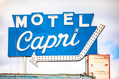 Motel Capri (Thomas Hawk) Tags: america arkansas capri caprimotel hotsprings motelcapri usa unitedstates unitedstatesofamerica motel neon neonsign hotspringsnationalpark fav10 fav25 fav50