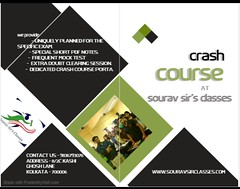 SOURAV SIR'S CLASSES (souravsirclasses) Tags: crash course competitive exams preparation coaching tuition