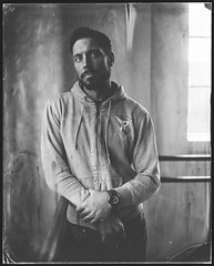 Gy (Attila Pasek (Albums!)) Tags: graflex largeformat portrait ambrotype collodion 4x5 wetplatecollodion anniversaryspeedgraphic
