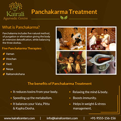 Benefits of Panchakarma Treatment (kairalicenter) Tags: ayurvedatreatment health paintreatment painmanagement painrelief
