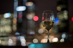 Pentax 100 celebration (OzzRod) Tags: pentax k1 supermulticoatedtakumar55mmf18 pentaxcentenary 100years party celebration wine bokeh circularquay sydney dailyindecember2019