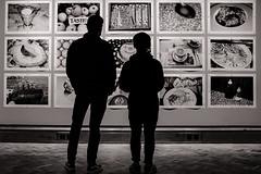 Appreciating Martin Parr (raymorgan4) Tags: martin parr british national museum wales cardiff amgueddfa cymru welsh bristol exhibition blackandwhite monochrome fujifilm x100f