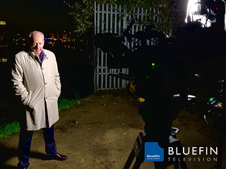Broadcast Camera Crew Hire - Bluefin TV - Peter Bleksley Ex-Undercover Cop