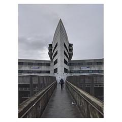 Aarau on a rainy day (Daniel Philipona) Tags: aarau aargau bahnhof architektur regen pixel 3a