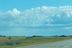 Big sky (N.Clark) Tags: clouds bigsky prairie saskatchewan prairieprovinces landscape nature bluesky