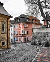 In Bamberg (apratim120) Tags: street buildings colour