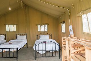 Bell Tent 4-6 pax
