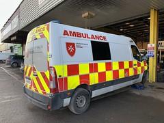 Order of Malta - Renault Master Ambulance - Athlone, Ireland. (firehouse.ie) Tags: renaultmaster master orderofmalta renaults renault ambilancia ambulances ambulance