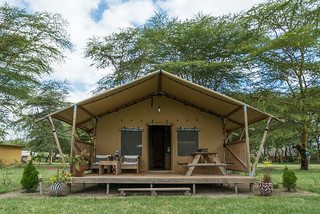 Safari Luxury Tent (6 pax) | Africa Safari Lake Manyara