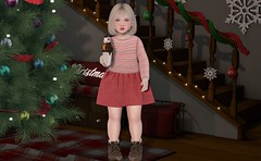 L.O.T.D. 12.09.19 (Emery/Teagan Parker) Tags: mias vco chicchica little miss santa inc belle bebe event milkshake