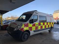 Order of Malta - Renault Ambulance - Athlone, Ireland. (firehouse.ie) Tags: ambulance renault ambulances renaults orderofmalta master krankenwagen renaultmaster