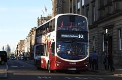 Photo of Lothian 328 SN09CVJ Edinburgh 31 October 2019