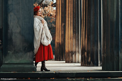 All that Daydreams (Andreas-Joachim Lins Photography) Tags: andreasjoachimlins ancient batis28135 berggarten carlzeiss e fantasy fashion female frozen girl hannover jumerianox outdoor people portrait woman young zeiss