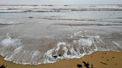 Alerta naranja (Micheo) Tags: olas temporal playadesanlorenzo gijón asturias puenteenasturias waves marcantábrico agua