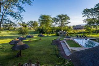 From the sky | Africa Safari Lake Manyara