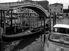 190703-158 Venise (clamato39) Tags: olympus venise italie italy europe canal eau water urban urbain city ville blackandwhite bw monochrome noiretblanc