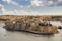 Senglea (Malta) (U2iano) Tags: senglea malta puerto three cities valleta isla birgu
