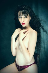 Sabrina (photokiss10) Tags: modelglamour model fashionglamour fashion girl woman hair studio sensual