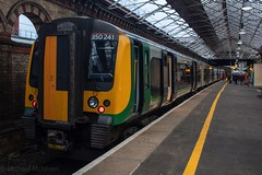 Photo of London NorthWestern Railway 350241