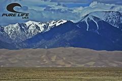 Pure Life (cleaningvacations) Tags: greatsanddunesofcolorado purelife hiking adventure explorenature national park colorado nature