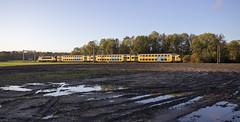 Verdwijnend tijdsbeeld (Tim Boric) Tags: holten trein train zug bahn railways spoorwegen ddar ns