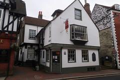 Bull House    | Lewes (Carneddau) Tags: bullhouse bulllane highstreet lewes tompaine
