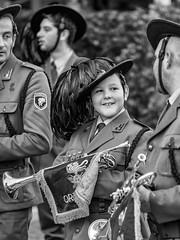 Il piccolo bersagliere (Riccardo Palazzani - Italy) Tags: bersagliere fanfara tromba trumpet child uniform soldier