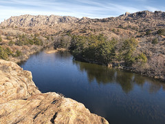 Winter Hiking In The Wichitas 12-7-19 (Larry Smith2010) Tags: wichitamountainswildliferefuge wichitamountains oklahoma larrysmith hiking