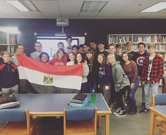 Mahmoud from Egypt 3 (AFS-USA Intercultural Programs) Tags: afs usa host students hosted iew international education week presentation classroom class school instagram contest