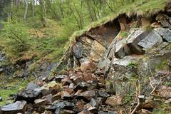 Nature remodeling (Nenad Andonovski) Tags: srbija srbijauslikama outdoors nature naturephotography maljen podbukovlje stones rocks