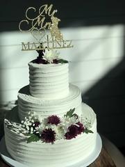IMG_8002 (backhomebakerytx) Tags: texas back home bakery backhomebakery texasbakery cake wedding bride brides texasbride ribbon texture