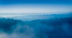 Niebla - Tamron 70-300mm (JuanCarlossony) Tags: niebla monte toledo sony 70300mm tamron slta58 a58