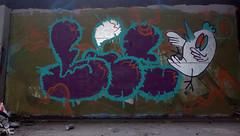 Oldenburg - (street: Melkbrink) 1004th picture / Graffiti, street art (tusuwe.groeber) Tags: projekt project lovelycity graffiti germany deutschland lowersaxony oldenburg city streetart niedersachsen farbig farben favorit colourful colour sony sonyphotographing nex7 bunt red rot art gebäude building gelb grün green yellow konzept concept wall wand halloffame wandgestaltung lager lagerhalle hall halle melkbrink