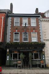 Rights of Man    | Lewes (Carneddau) Tags: harveys highstreet lewes rightsofman publichouse