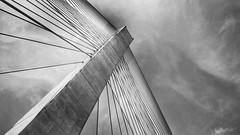 Pont de Térénez (BrigitteChanson) Tags: térénez pont finistère bretagne breizh brittany noiretblanc