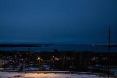 DSCF2297-2 (Ringela) Tags: siljan och tällberg december 2019 dalarna sweden leksand landscape night winter fujifilm xt1