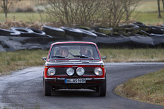HERO LE JOG Rally 2016 (<p&p>photo) Tags: 40 red 1969 1960s 60s sixties bmw2002 bmw 2002 wilfriedschaefer schaefer sandrahübner hübner rally sport auto retro vehicle classics classiccars classiccar classic car motorsport historicendurancerallying organisation historicendurancerallyingorganisation historic endurance rallying hero december 2016 december2016 worldcars