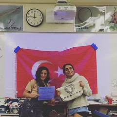 Verda from Turkey 5 (AFS-USA Intercultural Programs) Tags: afs usa host students hosted iew international education week presentation classroom class school instagram contest