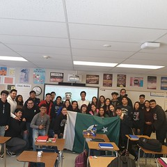 Mujtaba from Pakistan 3 (AFS-USA Intercultural Programs) Tags: afs usa host students hosted iew international education week presentation classroom class school instagram contest