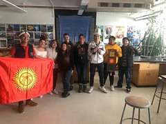 Emir from Kyrgyzstan 2 (AFS-USA Intercultural Programs) Tags: afs usa host students hosted iew international education week presentation classroom class school instagram contest