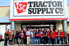 Tractor Supply Ribbon Cutting