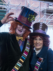 Photo of Steampunk Mad Hatter