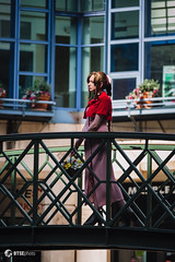 Aerith Gainsborough (エアリス・ゲインズブール) (BTSEphoto) Tags: costume play photoshoot photography コスプレ anime fuji fujifilm xt2 portrait san japan antonio texas henry b gonzalez convention center flashpoint ttl pocket flash evolv 200 r2 godox ad200 cosplayer character aerith gainsborough エアリス・ゲインズブール エアリス ゲインズブール final fantasy vii ファイナルファンタジーvii ffvii video games game square enix fujinon xf 50140 mm f28 r lm ois wr lens aeris
