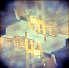 [La Mia Città] Lambrate (Urca) Tags: holgalomo1201911160016 milano italia lambrate 2019 holga lomo doppiaesposizione doubleexposure analog analogico 120 6x6 square medium multi film filmisnotdead toycamera