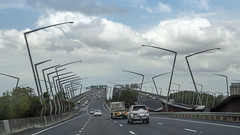 _DSC2670 (slackest2) Tags: bridge road river crossing toyota sky gateway brisbane queensland australia toll