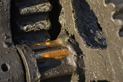 LockGear (Tony Tooth) Tags: nikon d7100 sigma 70mm gears machinery rust rusty macro kidsgrove staffs staffordshire