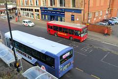 Clydebank Buses (busmanscotland) Tags: 69097 sf06gzg first glasgow avondale clydebank lx06fak sf06 gzg lx06 fak dennis dart alexander pointer volvo b7rle wright eclipse urban