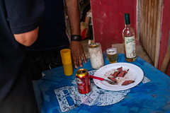 """Terra Brazilis"" Itaipu, Niteri, Rio de Janeiro, Brasil (MUDILANE) Tags: niteroi brasil riodejaneiro rj rio mlazarevphoto leicam people colors praia beach simple life street travel natgeo project locals tropical festa party cachaca drinks comida food pfestinha"
