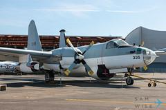 Lockheed P-2V-7 Neptune (Sam Wise) Tags: france neptune paris airplane mpa aeroplane aviation musee bourget le p2 museum lockheed